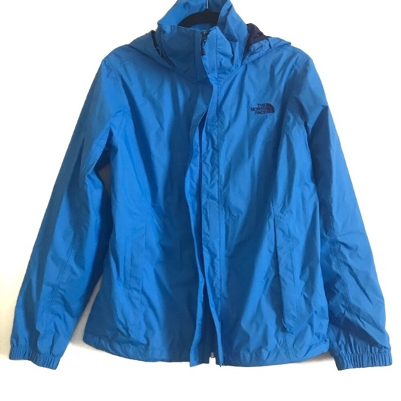 The North Face Jackets & Blazers - The North Face Resolve Womens Hooded Jacket Sz L